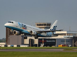 Flybe at Cardiff Airport (The Aviation Media Co.)