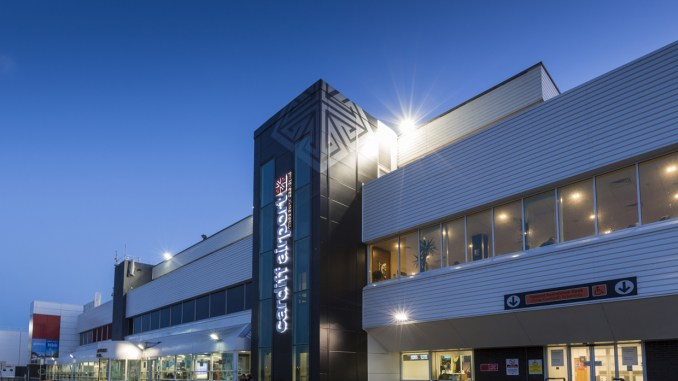 Cardiff Airport (Image: Cardiff Airport)