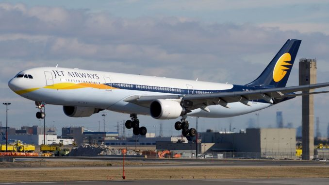 Jet Airways A330 (Image: Helmy Oved CC BY-SA2.0)