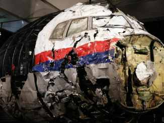 MH17 Reconstruction