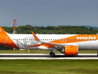 Easyjet A320neo (Image: The Aviation Media Agency.)