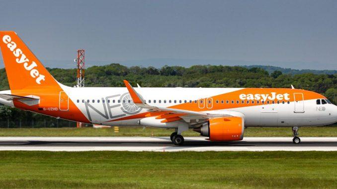 Easyjet A320neo (Image: The Aviation Media Agency.)
