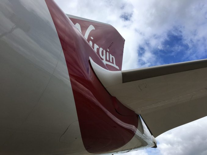 Virgin Atlantic (Image: The Aviation Media Agency)