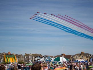 Weston Air Festival (Image: P. Harrison)