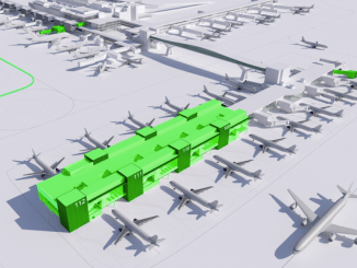 Gatwick pier expansion