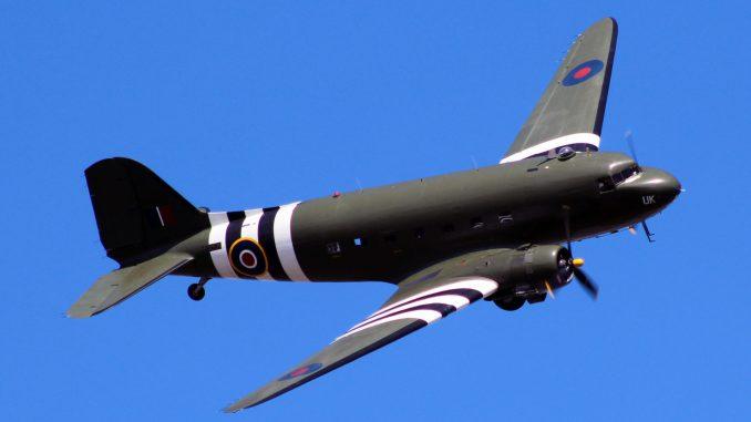BBMF Dakota DC3 (Image: The Aviation Media Co.)