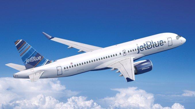 JetBlue A220-300 (Image: Airbus/FIXION)
