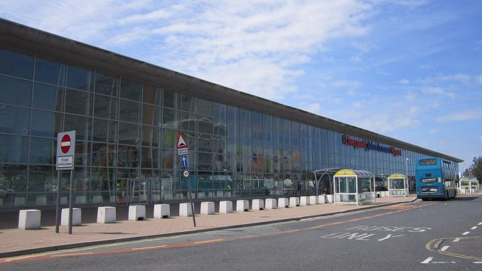 Liverpool John Lennon Airport (Image: ReptOn1x/CC BY-SA2.0)