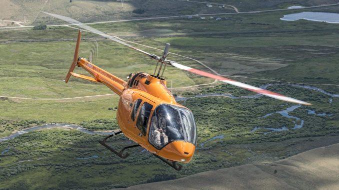 Bell Jet Ranger X505