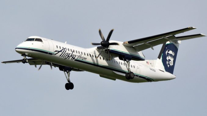 Horizon Air Dash 8-Q400 (Image: Eric Salard/CC BY-SAS2.0)