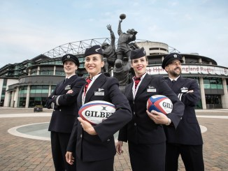 British Airways announced as Principal Partner to Twickenham Stadium and the Official Airline Partner to England Rugby