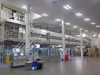 Solvay manufacturing, Wrexham