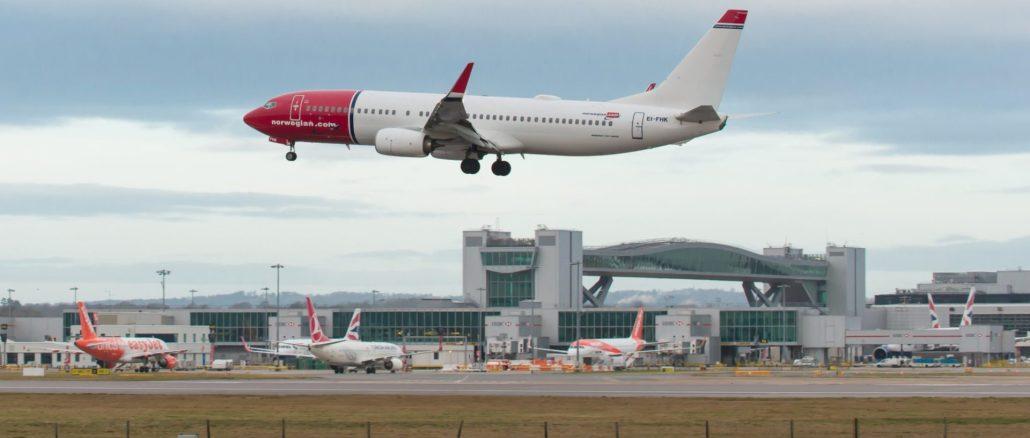 Norwegian 737-800 (Image: Simon Wright)