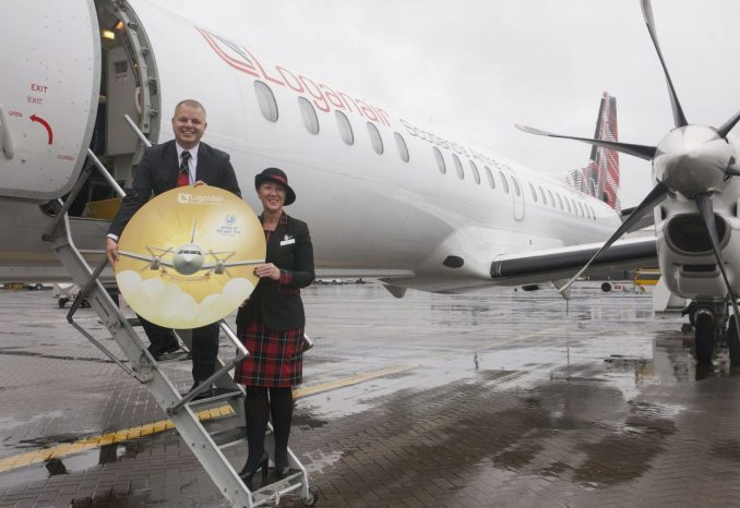 Loganair wins Airline of the Year