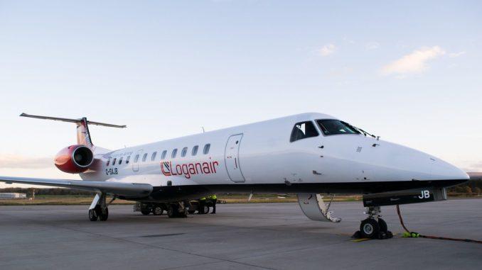 Loganair Embraer E145