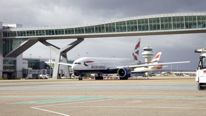 Gatwick Airport (Image: LGW)