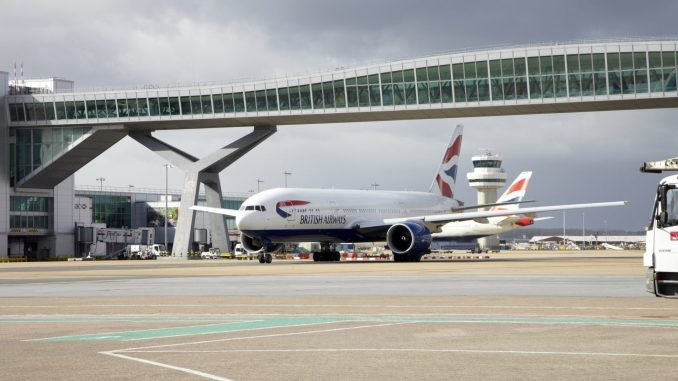 Gatwick Airport (Image: LGW)