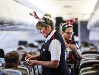British Airways welcomes in the new year in 45 languages