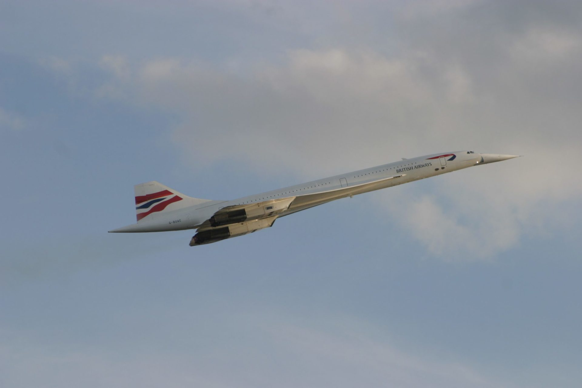 Celebrations mark 50th anniversary of the first Concorde flight
