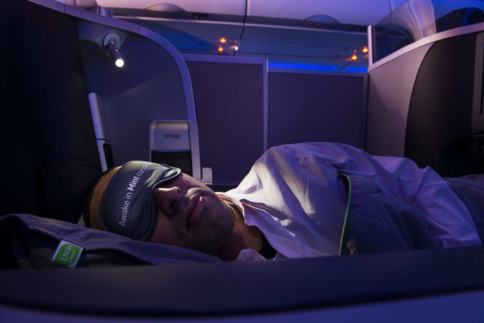 Mint - JetBlue's premium cabin
