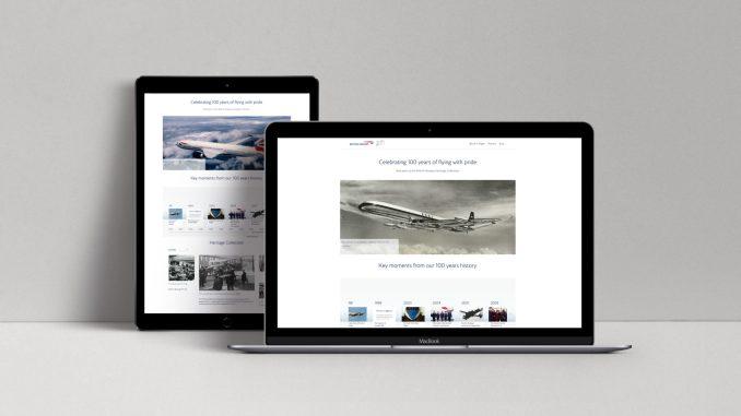 British Airways Centenary Collection