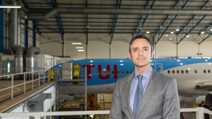 Cardiff Aviation CEO Joachim Jones