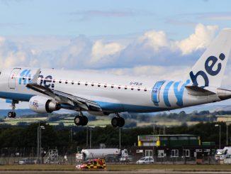 A Flybe Embraer eJet (Image: Aviation Media Agency)