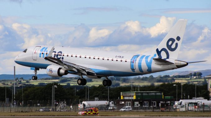 A Flybe Embraer eJet (Image: Aviation Media Agency)