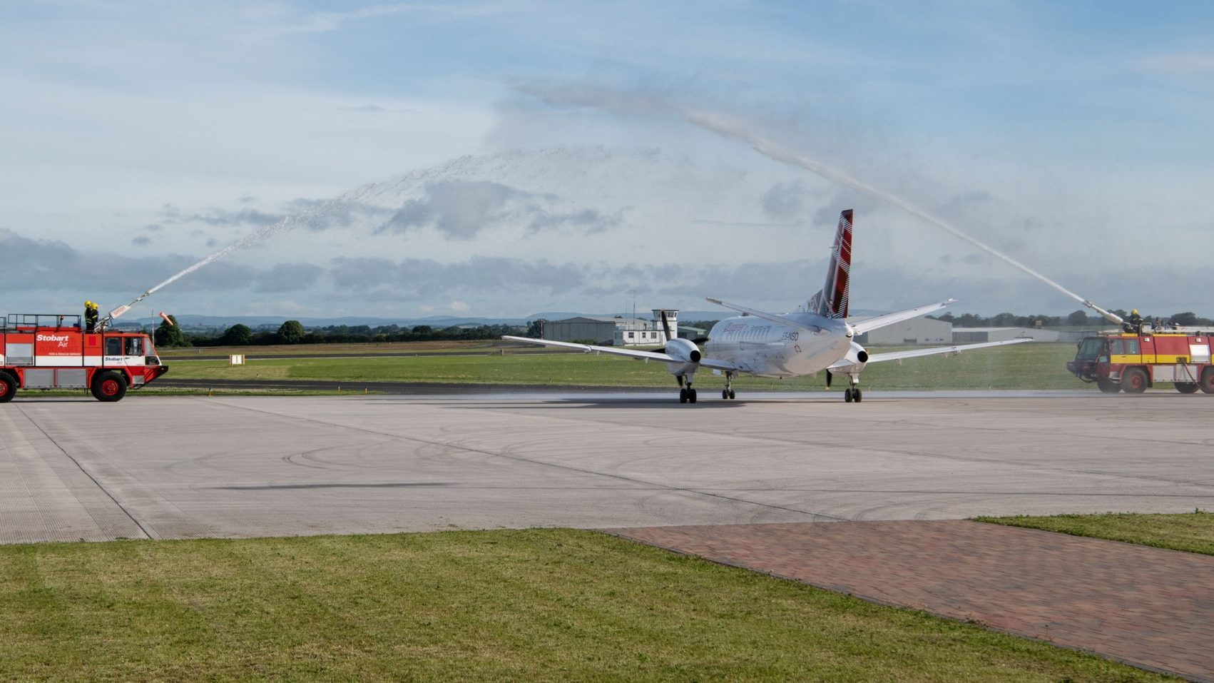 New Dublin-Carlisle Lake District Airport service