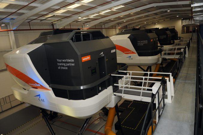 CAE Full Flight Simulators