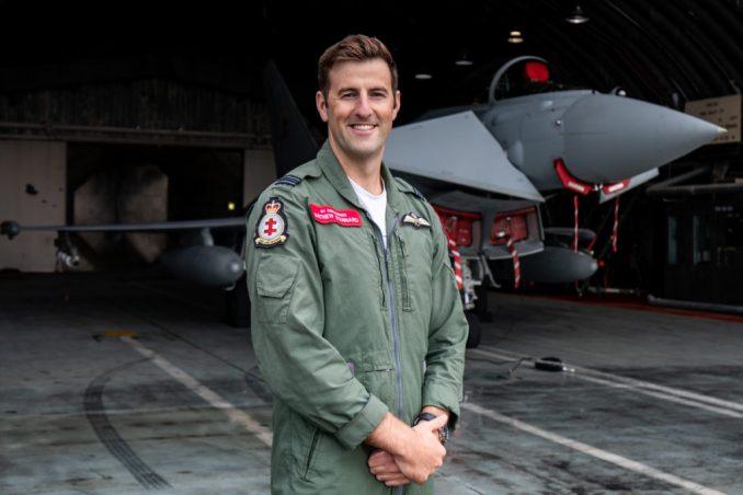 Flight Lieutenant Mathew 'Stanny' Stannard (©Crown Copyright 2019)