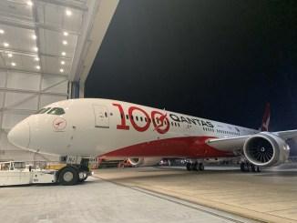 Qantas VH-ZNJ (Image: Qantas)