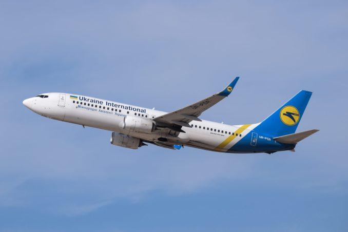 Ukraine International Airlines B737 (Image: LLBG Spotter/CC BY-SA 2.0)