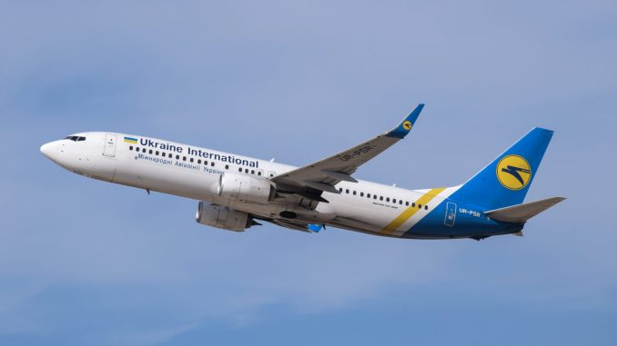 Ukraine International Airlines B737 (Image: LLBG Spotter/CC BY-SA 2.0)