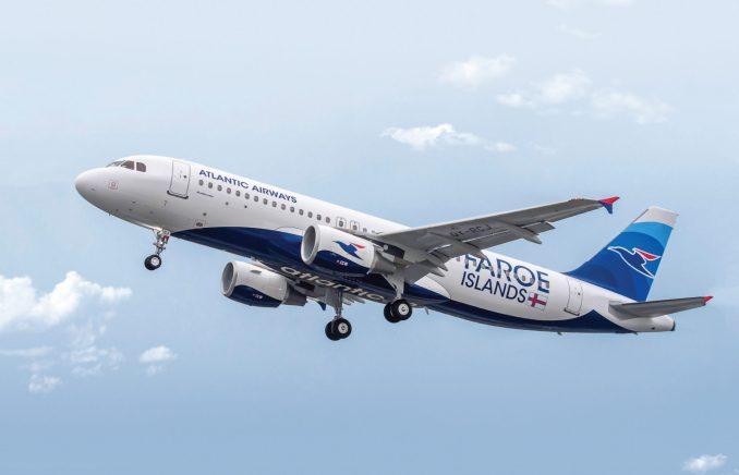 Atlantic Airways Airbus A320