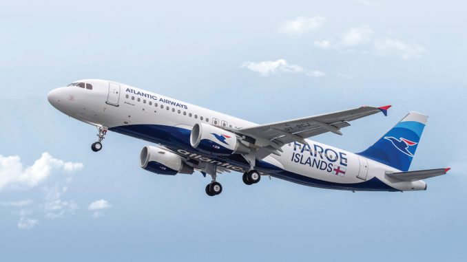 Atlantic Airways Airbus A320