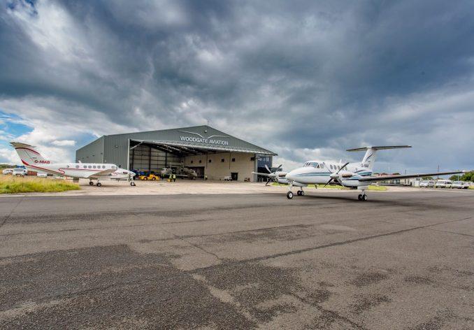 Image: Woodgate Aviation/Twitter