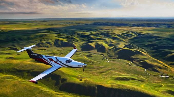 Pilatus PC12 (Image: Pilatus)