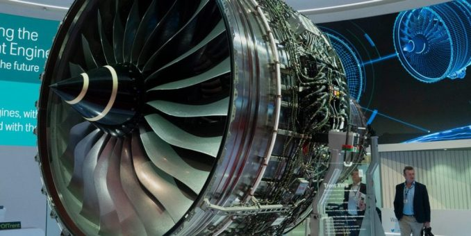 Rolls-Royce Trent XWB (Image: RR)