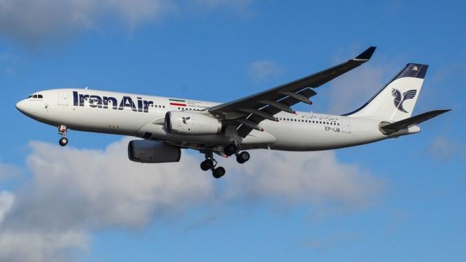 Iran Air Airbus A330-200 (Image: Mark Harkin/Wikimedia/CC BY2.0)