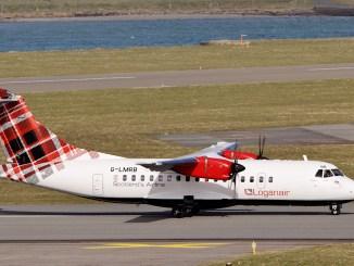 Loganair ATR