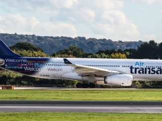 Air Transat (Image: TransportMedia UK)