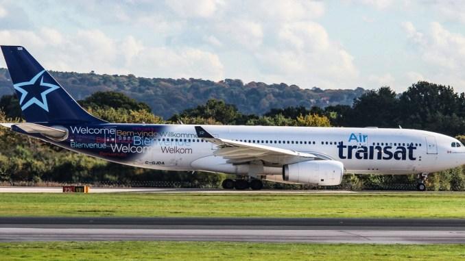 Air Transat (Image: TransportMedia UK)