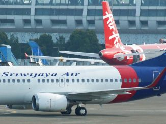 Sriwijaya Air Boeing 737 PK-CLC (Image: Ikko Haidar Farozy/Wikimedia/CC BY-SA2.0)