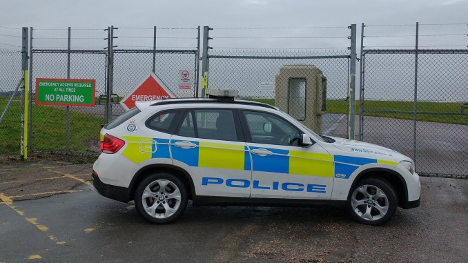 East Midlands Airport Police (Image: EMAP)