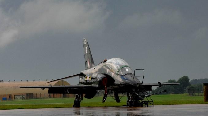BAe Hawk T1 (Image: Crown Copyright 2007)