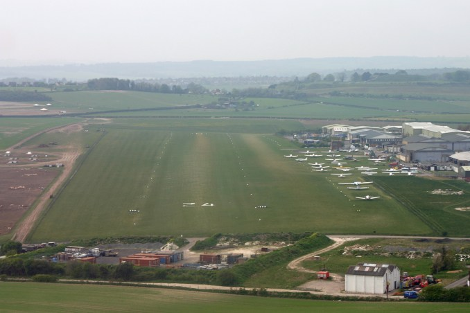 Old Sarum Airfield