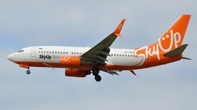 SkyUp 737 (Image: Eric Salard/CC BY-SA2.0/Wikimedia)