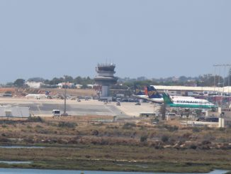 The ramp at Faro Airport is likely to be the busiest in Europe this summer! (TransportMedia UK)