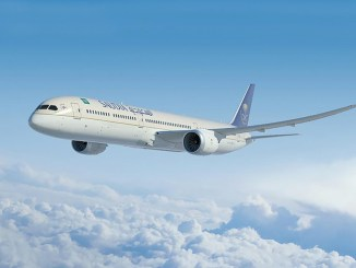 Saudia Boeing 787 Dreamliner